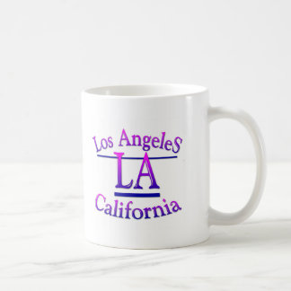 Los Angeles California Coffee Mug