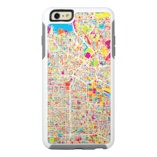 Los Angeles, California   Colorful Map OtterBox iPhone 6/6s Plus Case