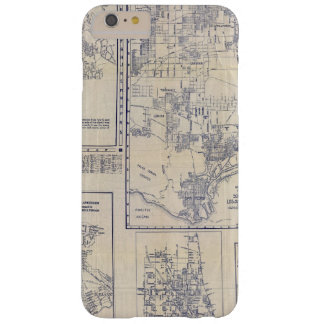 Los Ángeles, California Funda Para iPhone 6 Plus Barely There