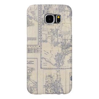 Los Ángeles, California Funda Samsung Galaxy S6