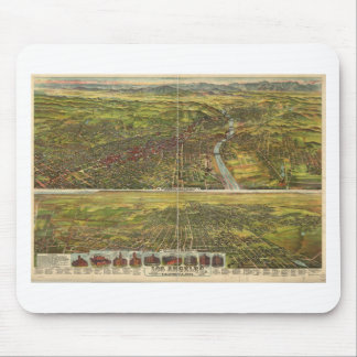 Los Angeles California in 1894 Mouse Pad