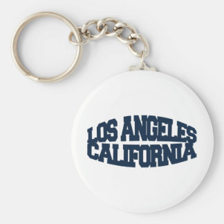 Los Angeles California Keychain
