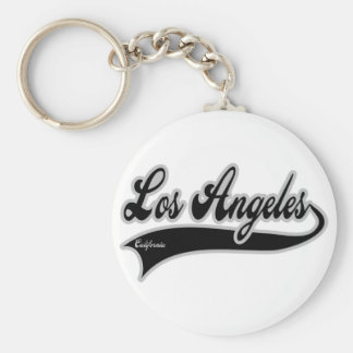 Los Ángeles California Llavero Personalizado