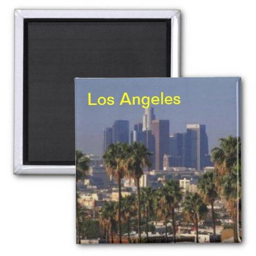 Los Angeles California magnet
