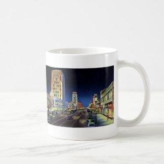 Los Angeles California Miracle Mile Wilshire Boule Mug