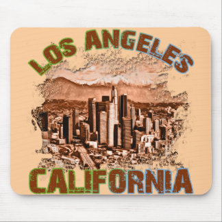 Los Angeles, California Mouse Pad