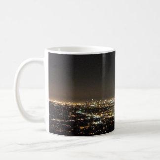 Los Angeles California Classic White Coffee Mug