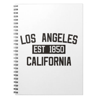 Los Angeles - California Notebook