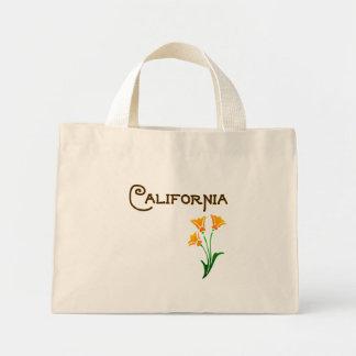 Los Angeles California Poppy Deco Tote