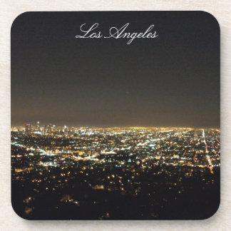 Los Ángeles California Posavasos De Bebidas