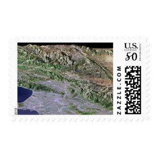 Los Angeles, California Postage