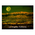 Los Ángeles California Postal