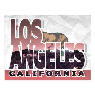 Los Angeles, California Postcard