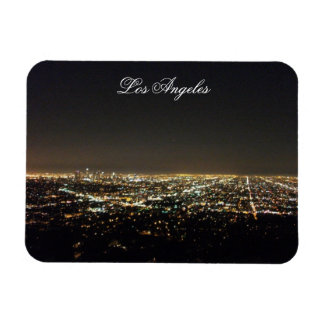 Los Angeles California Rectangular Photo Magnet