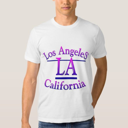 Los Ángeles California Remeras