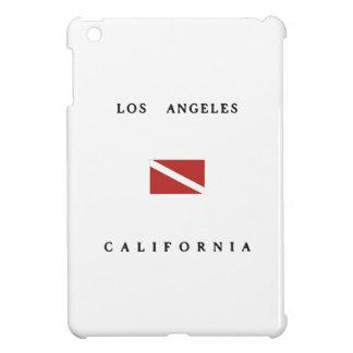 Los Angeles California Scuba Dive Flag iPad Mini Covers