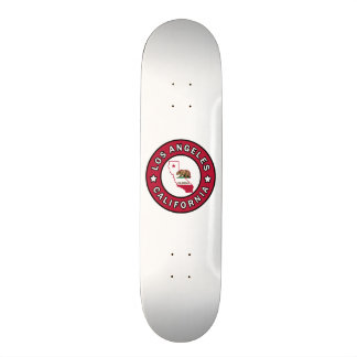 Los Angeles California Skateboard Deck