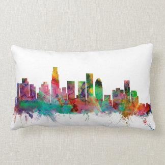 Los Angeles California Skyline Lumbar Pillow