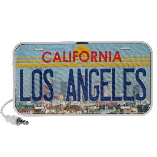 Los Angeles California - speakers
