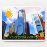 Los Ángeles, California Tapetes De Ratones