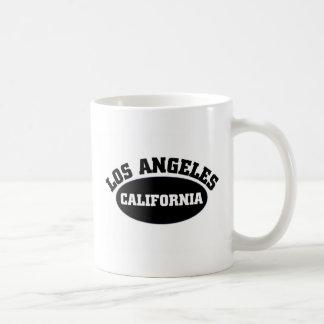 Los Ángeles, California Taza De Café