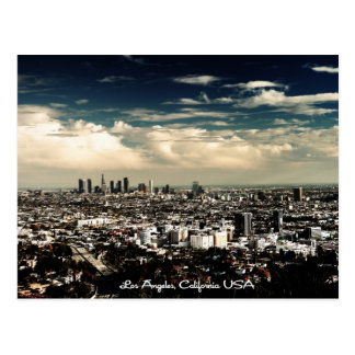 Los Angeles, California USA Postcard