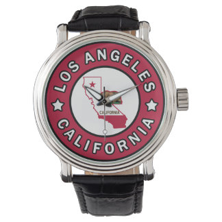 Los Angeles California Wrist Watch