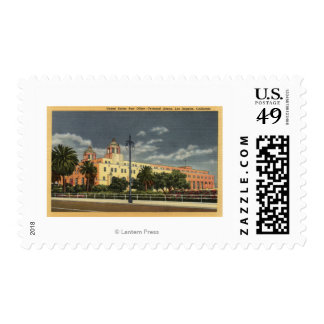 Los Angeles, CaliforniaPost Office--Terminal Postage Stamps