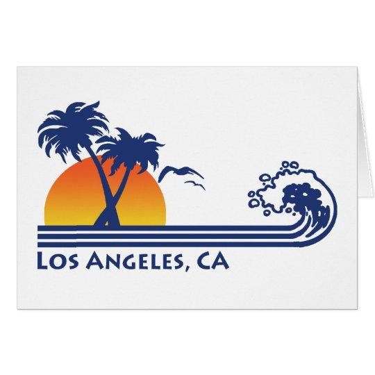 Los Angeles Card