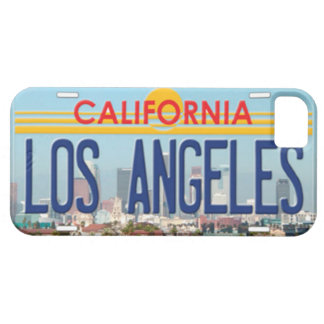 Los Ángeles - caso del iPhone 5 iPhone 5 Case-Mate Protector