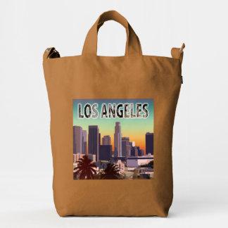 Los Ángeles céntrico Bolsa De Lona Duck