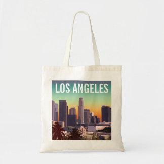 Los Ángeles céntrico - imagen adaptable Bolsa Tela Barata