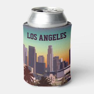 Los Ángeles céntrico - imagen adaptable Enfriador De Latas