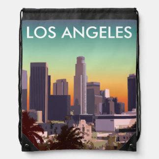 Los Ángeles céntrico - imagen adaptable Mochila