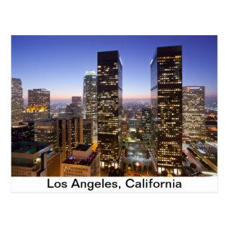 Los Ángeles céntrico Postales