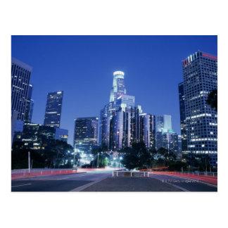 Los Ángeles céntrico Postal