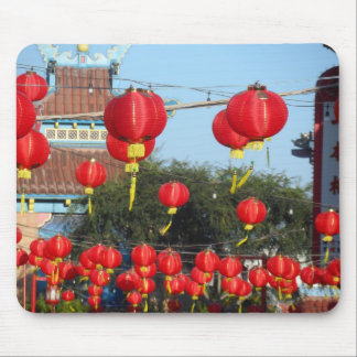 Los Angeles Chinatown Mouse Pad