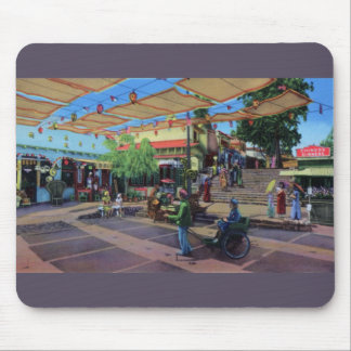 Los Angeles Chinatown Mousepad