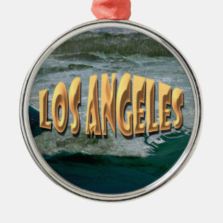 Los Angeles Christmas Ornaments