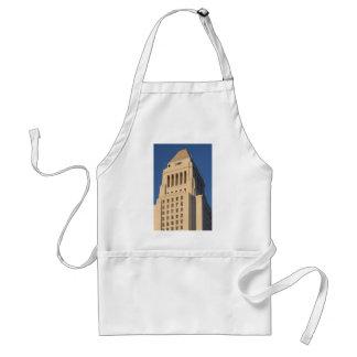 Los Angeles City Hall Aprons