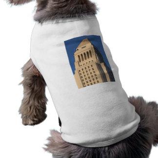 Los Angeles City Hall Pet Shirt