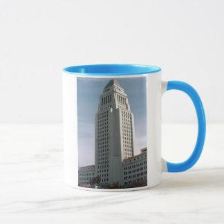 Los Angeles City Hall Mug