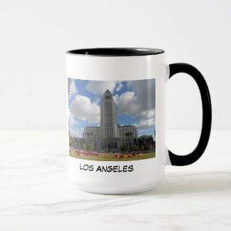 Los Angeles City Hall Mug