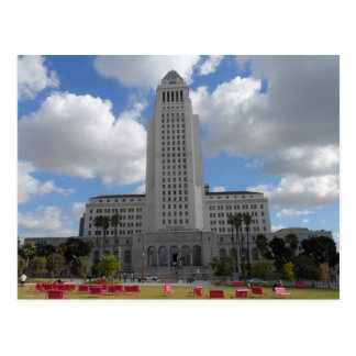 Los Angeles City Hall Post Cards