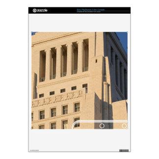 Los Angeles City Hall PS3 Slim Console Decals