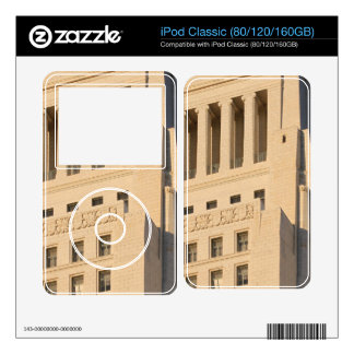 Los Angeles City Hall iPod Decal