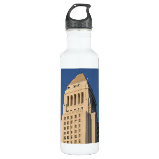Los Angeles City Hall Water Bottle