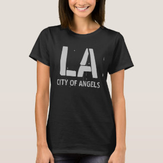 Los Angeles city of angels shirt