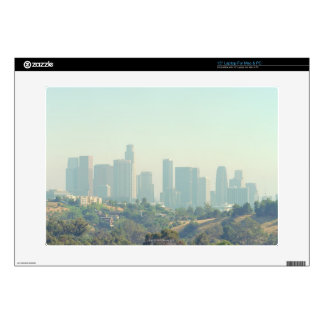 "Los Angeles Cityscape 15"" Laptop Skin"