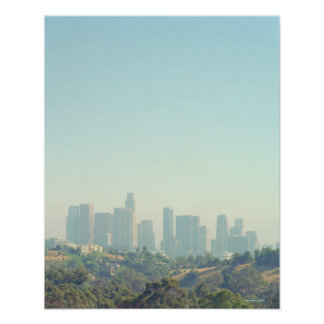 Los Angeles Cityscape Posters